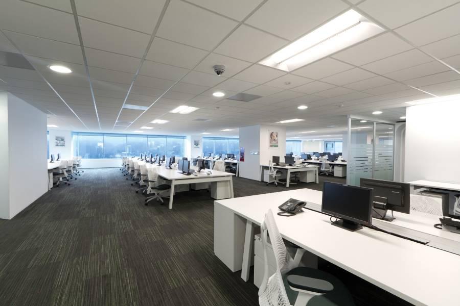 Servicio de limpieza en oficinas
