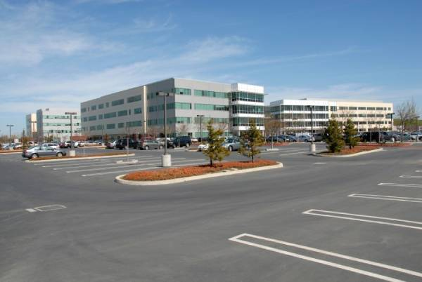 Edificio de oficinas que podemos limpiar