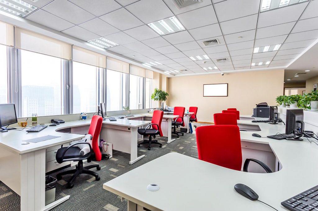 empresa de limpieza de oficinas