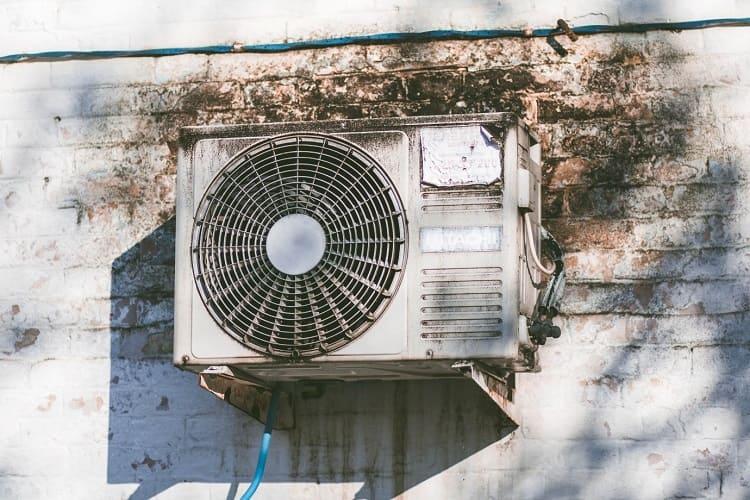 Limpiar filtros airea condicionado